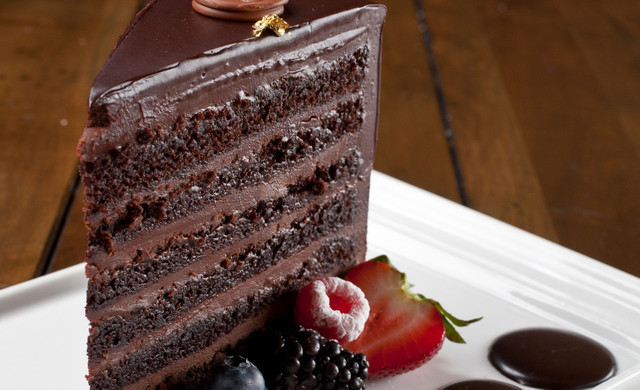 EDGE Steakhouse at our Las Vegas Hotel and Casino | Dessert Menu