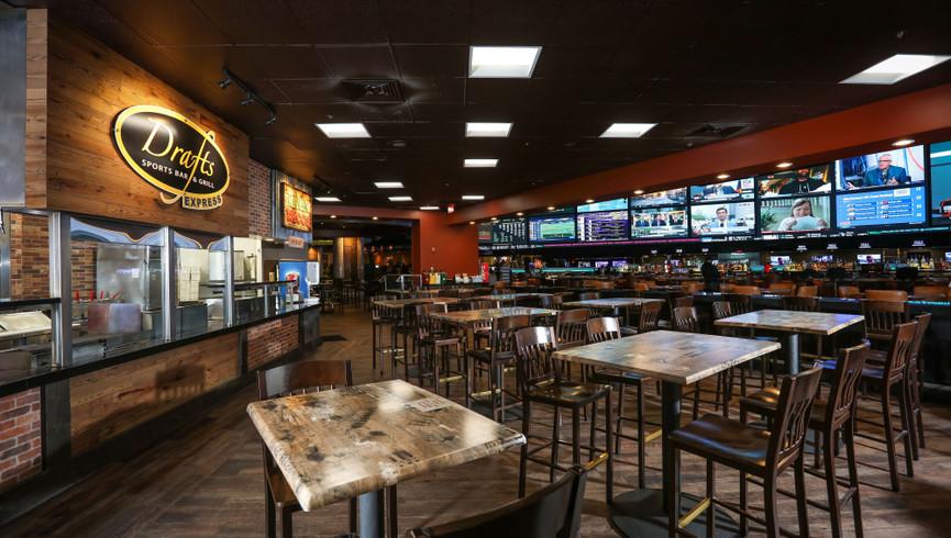 Draft's Sports Bar in Las Vegas, NV | Westgate Las Vegas Resort & Casino | Westgate Resorts