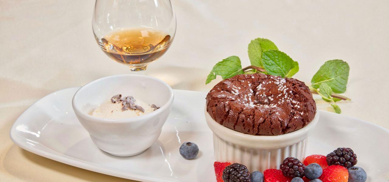Wine & Dessert at our Park City Utah Ski Resort | Westgate Park City Resort & Spa | Westgate Resorts Dining