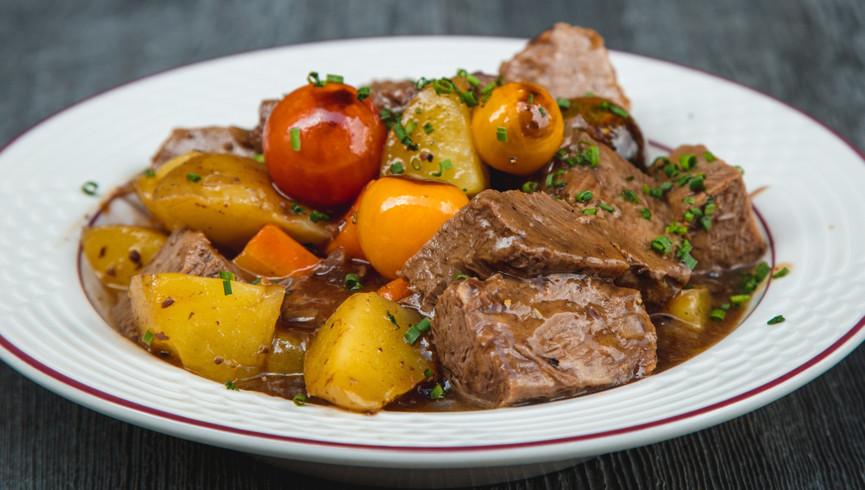 Beef Stew at Wild Bear Tavern | Wild Bear Inn