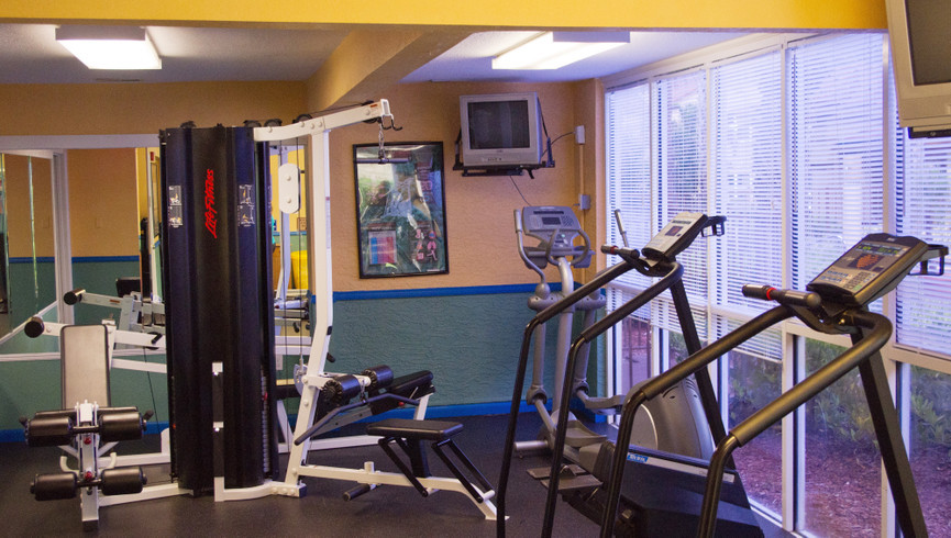 Fitness center at our Orlando resorts | Westgate Blue Tree Resort | Westgate Resorts Orlando