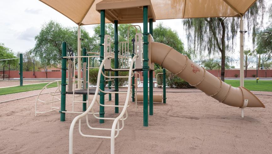 Playground at Painted Mountain golf resort Mesa AZ | Westgate Painted Mountain Golf Resort | Westgate Resorts