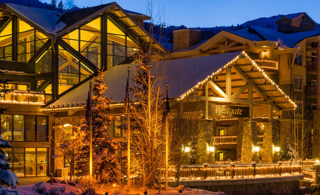 Activities at our Park City, Utah Hotel and Ski Resort located near Park City Mountain | Resort at Night in Winter