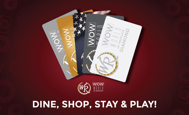 World Of Westgate Membership Cards