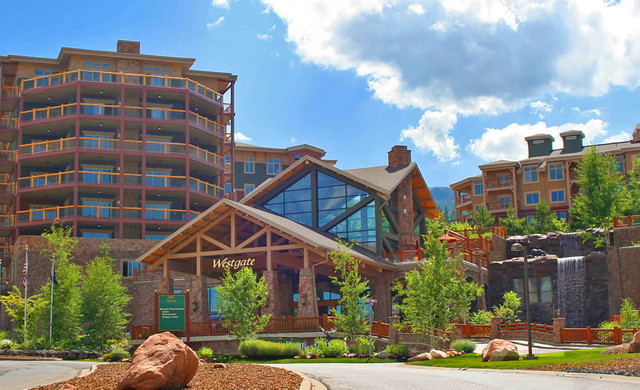 Yoga Kula Project Park City, Utah | Resort Exterior in Winter