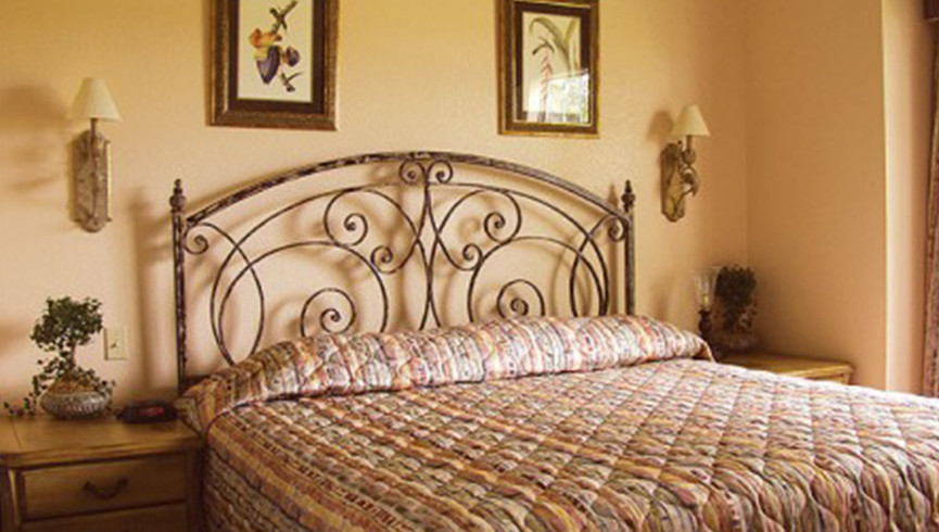 Bedroom in Westgate Tunica Resort- Housekeeping Jobs
