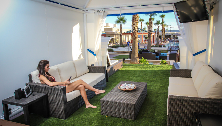 The Best Pool & Cabanas Rental in Las Vegas, NV | Westgate Las Vegas Resort & Casino | Westgate Resorts