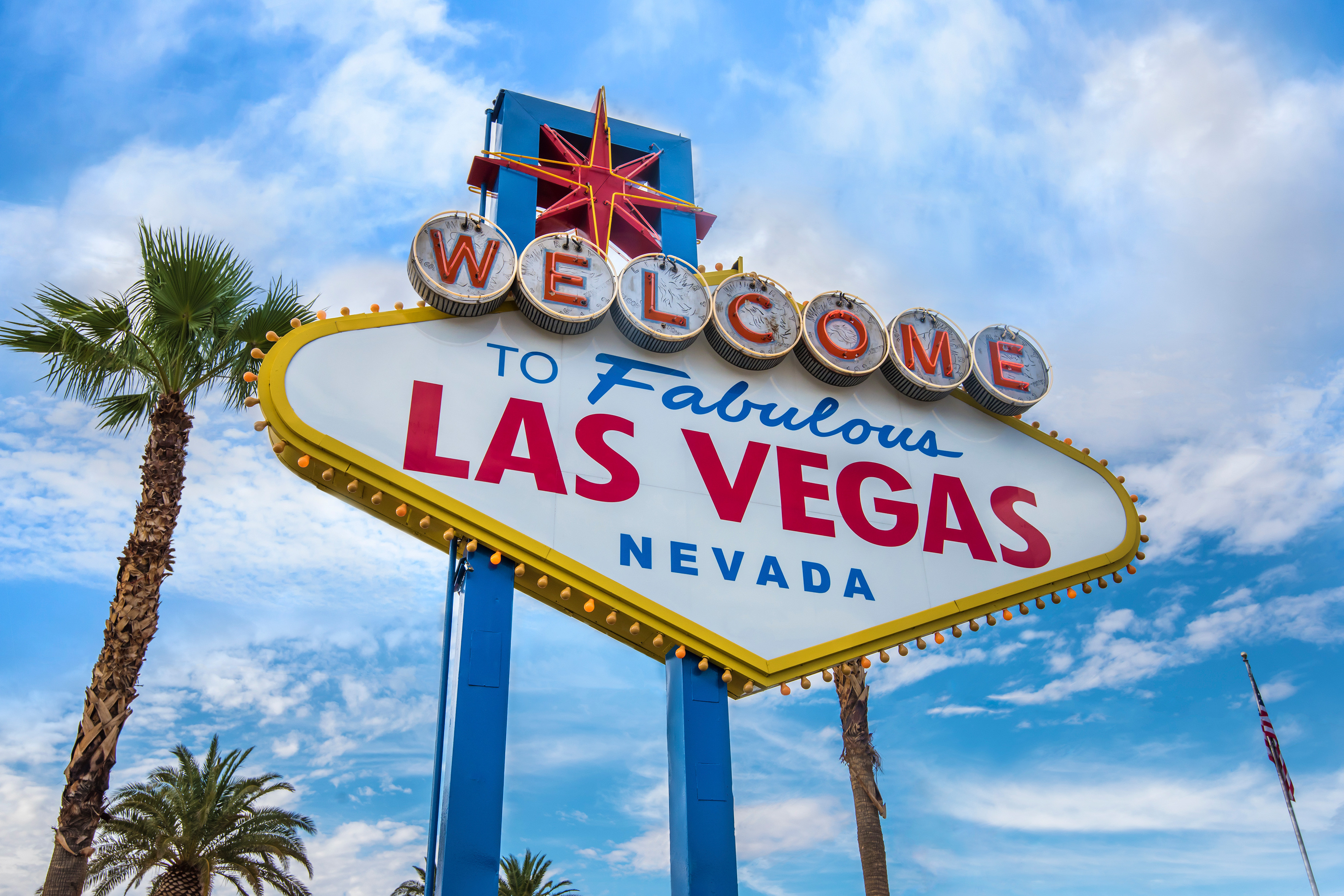 Shopping at our Las Vegas Hotel and Casino | Welcome to Fabulous Las Vegas Sign
