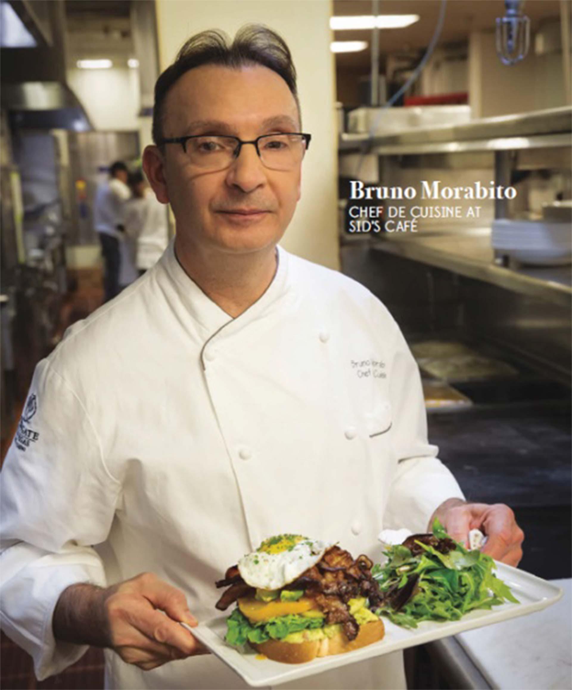 Westgate Celebrity Chefs Las Vegas: Bruno Morabito | Westgate Las Vegas Resort & Casino