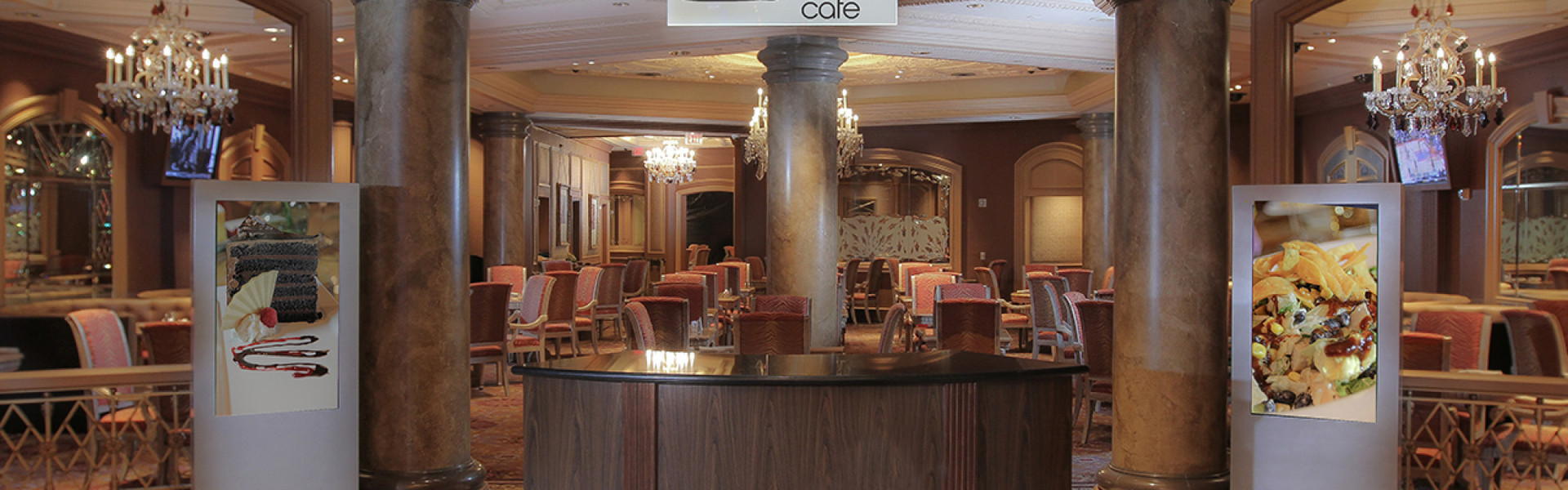 Sid's Cafe at our Las Vegas Hotel and Casino | Interior of Sid's Cafe