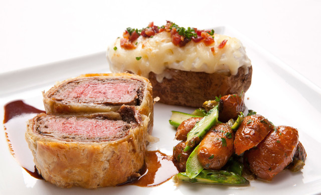 EDGE Steakhouse at our Las Vegas Hotel and Casino | Diverse Menu