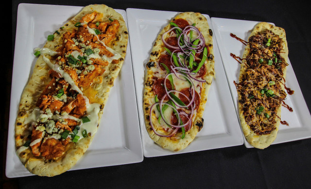 Vegas Sports Bar at our Las Vegas Hotel and Casino | Flatbreads at Drafts Sports Bar & Grill