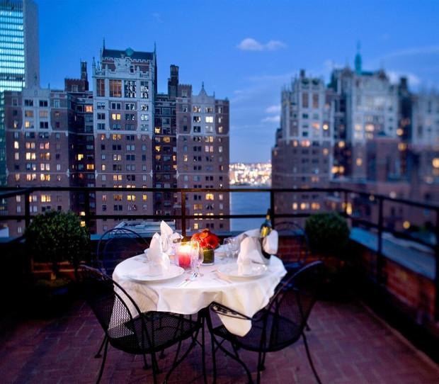 NYC Hotel Balcony Rooms