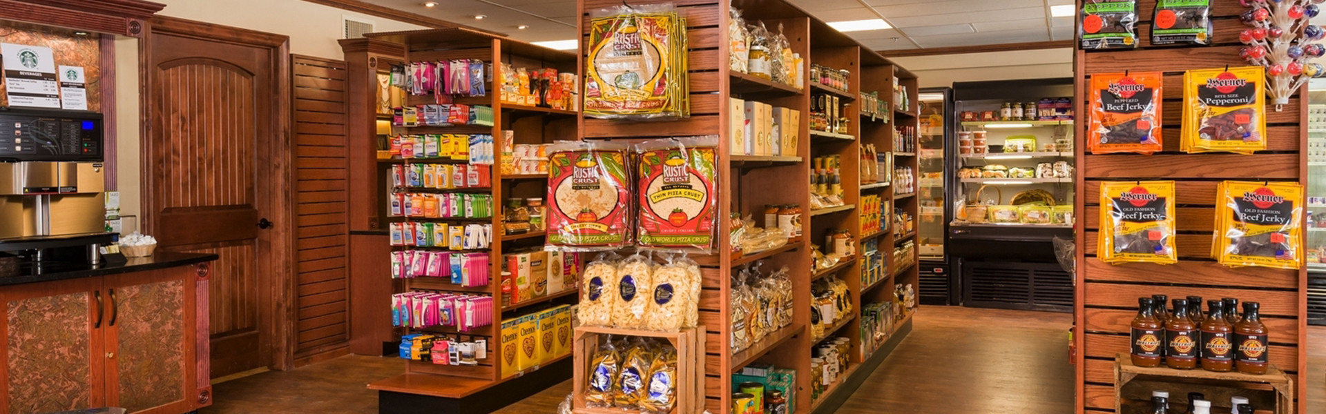 Marketplace at our Las Vegas Hotel and Casino | Well-Stocked Shelves at Marketplace