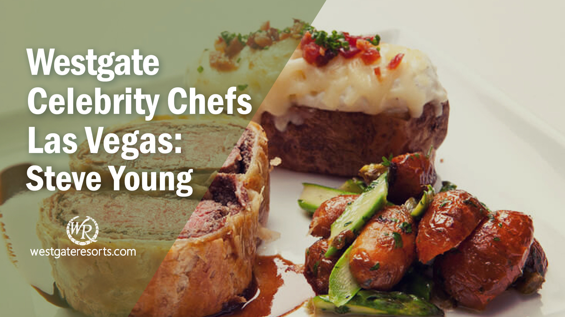 Westgate Celebrity Chefs Las Vegas: Steve Young | Edge Steakhouse | Westgate Las Vegas Resort & Casino