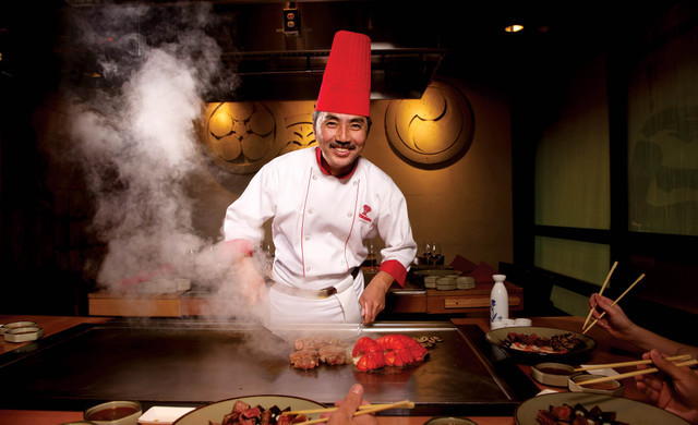 World-Famous Benihana in Las Vegas NV | Westgate Las Vegas Resort & Casino
