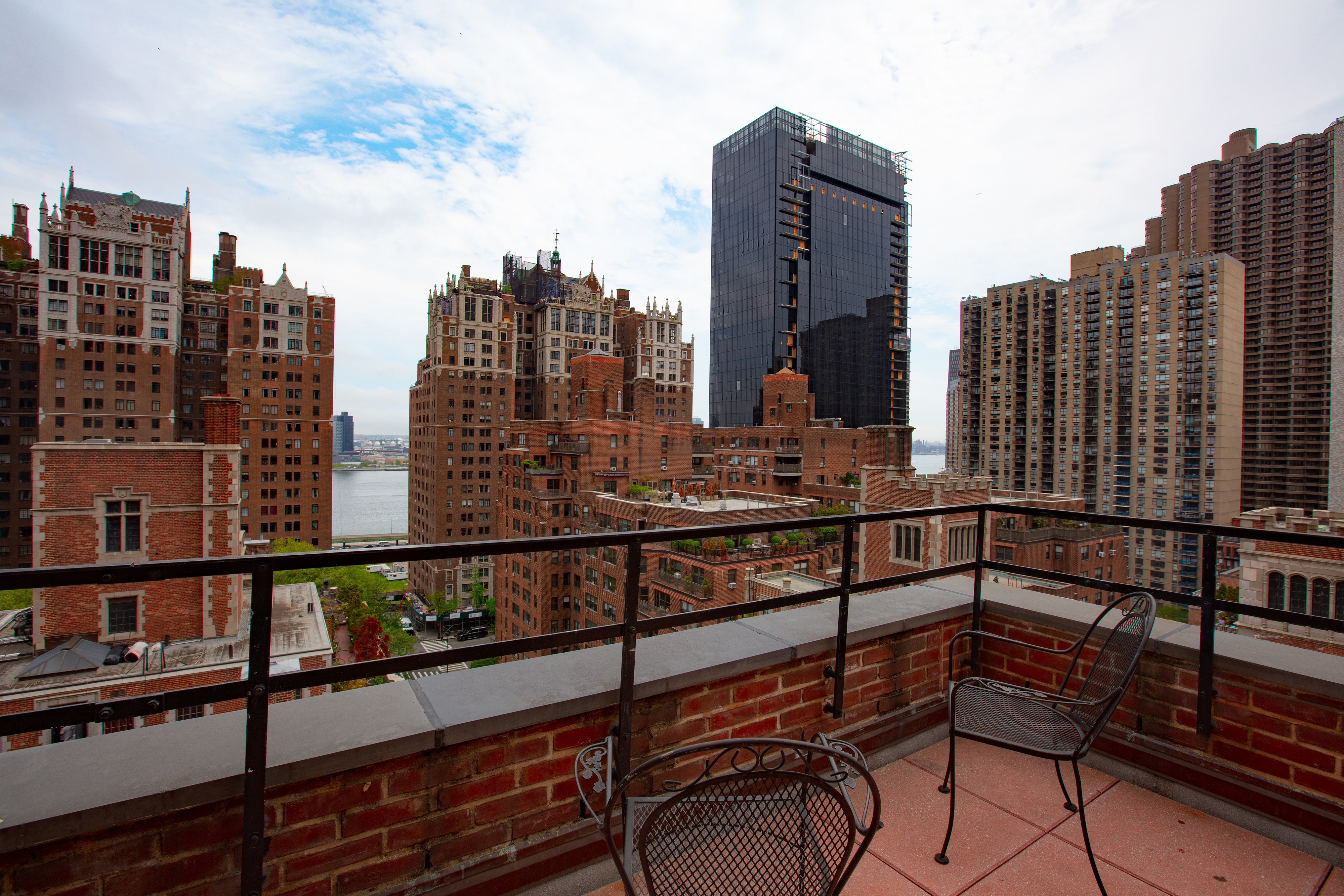 View from NYC Suites With Balcony | Westgate New York Grand Central Hotel | Hotels Rooms in NYC With Balconies