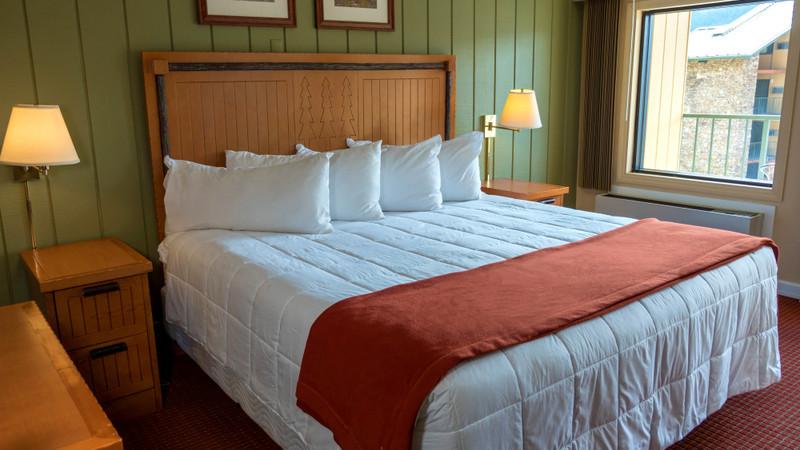 Accommodation Option -  standard-king-room