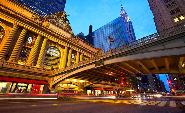 View Outside Hotel in New York City Near Grand Central Station | Westgate New York Grand Central