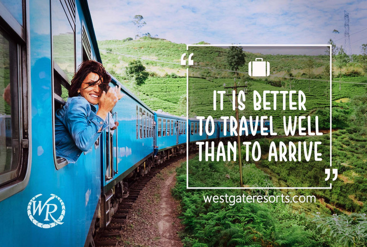 It is Better to Travel Well Than to Arrive | Buddha | Motivational Travel Quotes