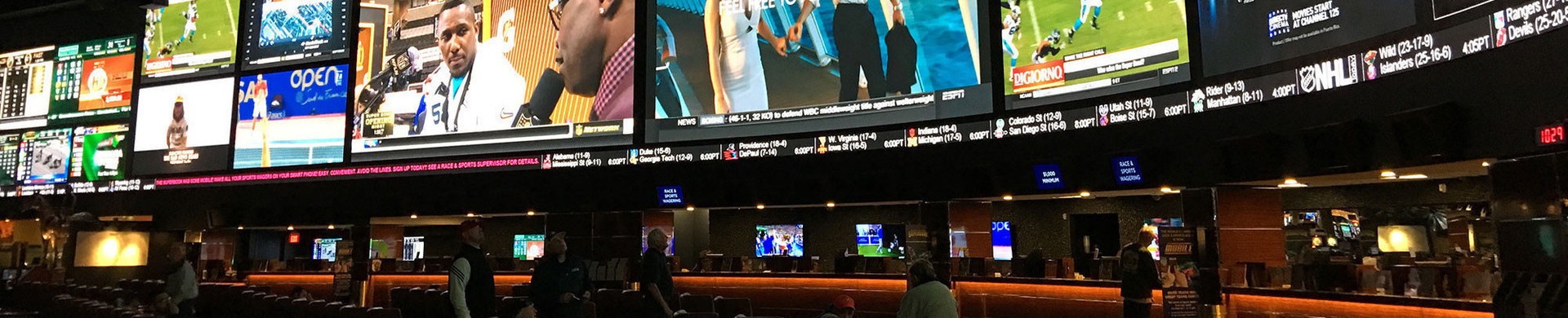 World's Largest Race and Sports SuperBook | Westgate Las Vegas Resort & Casino