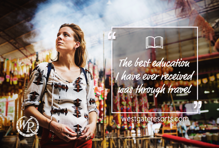 The Best Education I Have Ever Received Was Through Travel | Lisa Ling | Motivational Travel Quotes