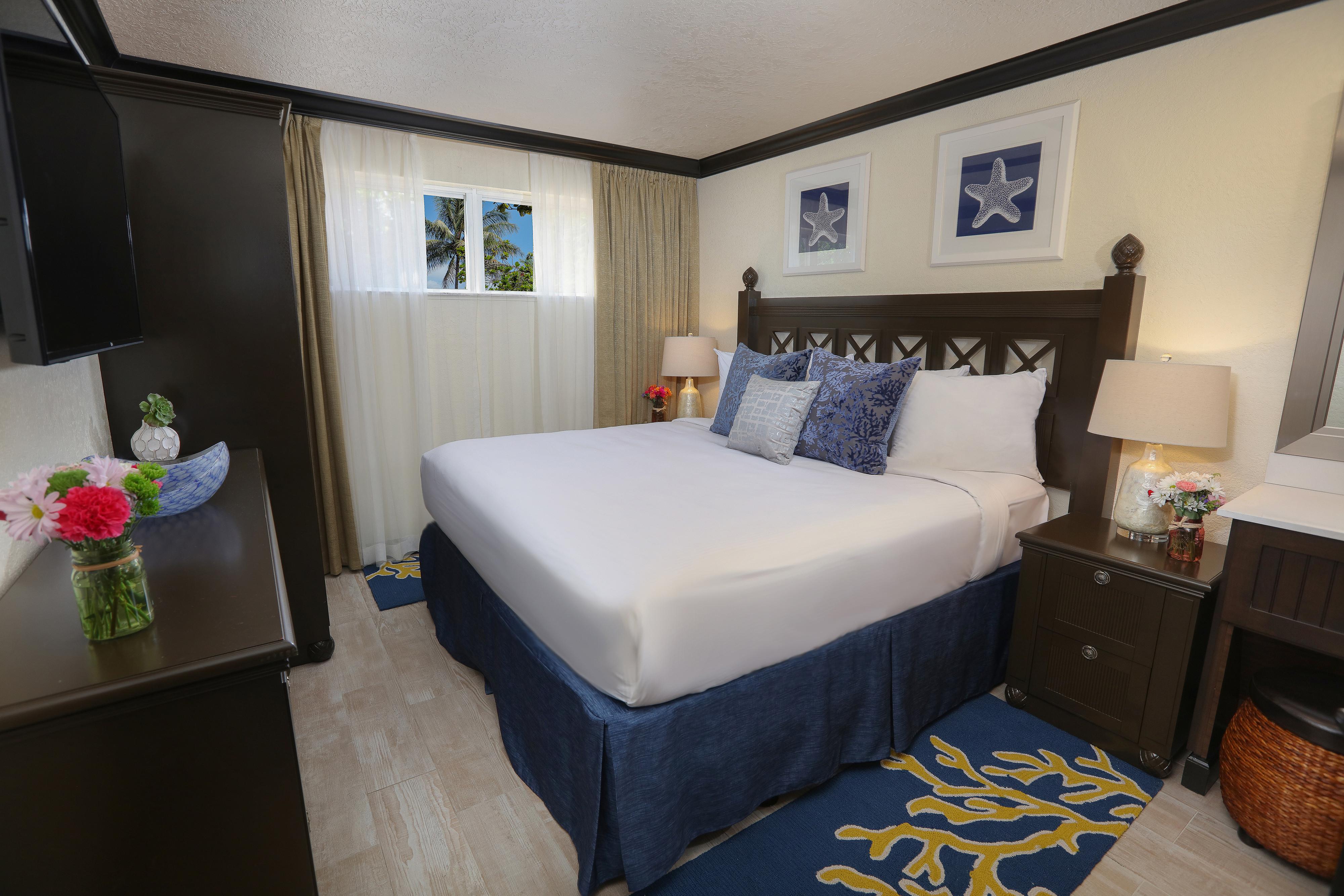 Hotel Room Blocks For Beach Weddings In Florida In Cocoa Beach | Luxury Two-Bedroom Suite