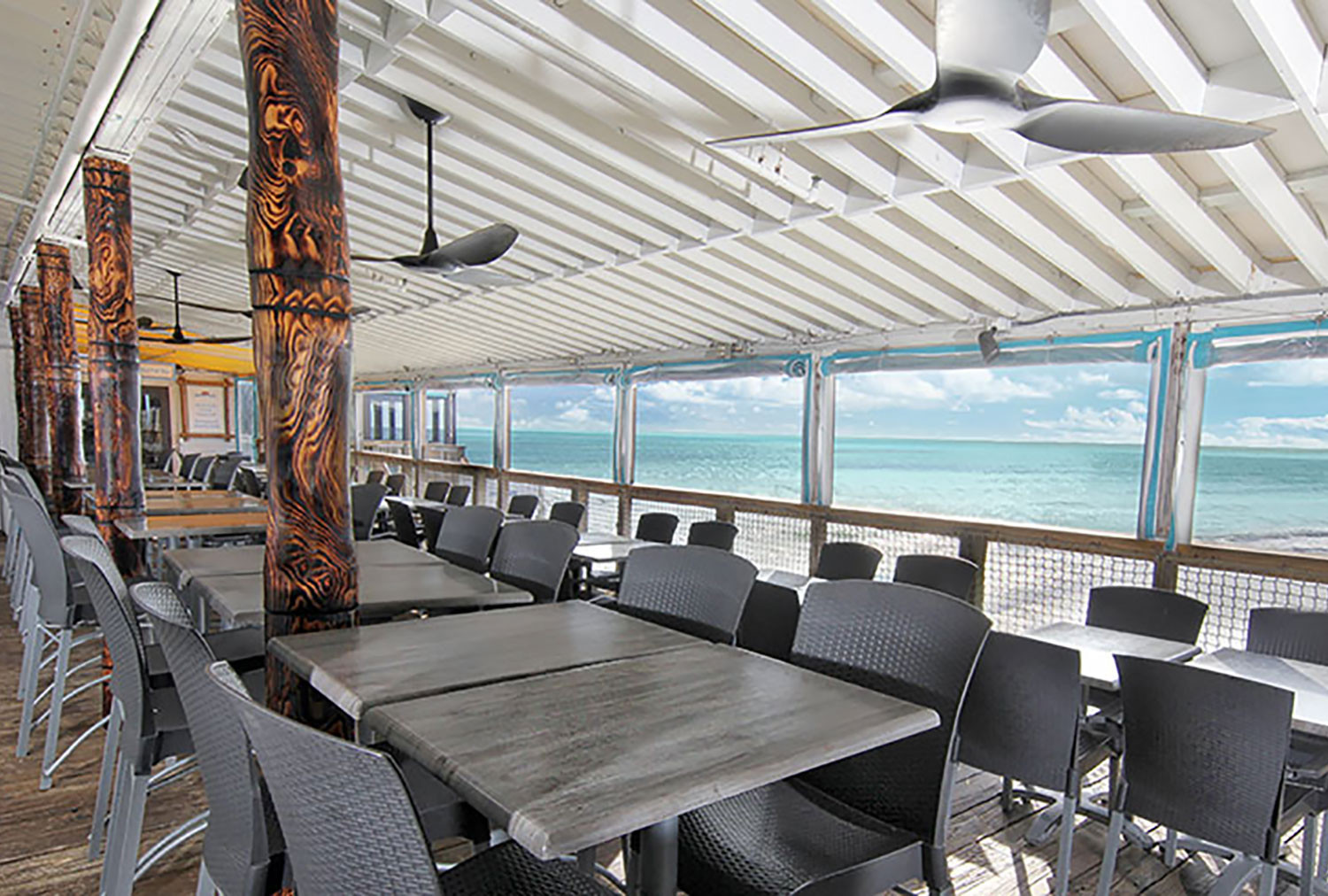 Boardwalk Bar in Cocoa Beach, FL | 4 Cocoa Beach Restaurants on the Water You Need to Try | Waterside Restaurants