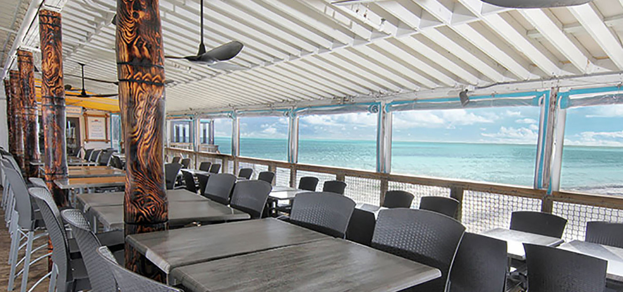 The Boardwalk Bar at Cocoa Beach Pier in Cocoa Beach FL is a Great Place for Drinks and an Ocean View | Westgate Cocoa Beach Resort