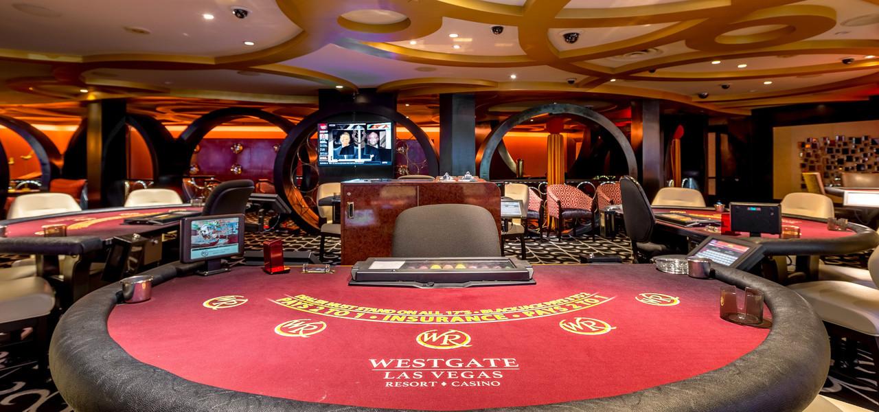 Large Selection of Blackjack Games at a Las Vegas NV Hotel Resort | Table Games | Westgate Las Vegas Resort & Casino