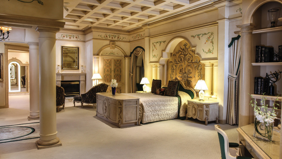 Bedroom in the Tuscany Sky Villa - Westgate Las Vegas