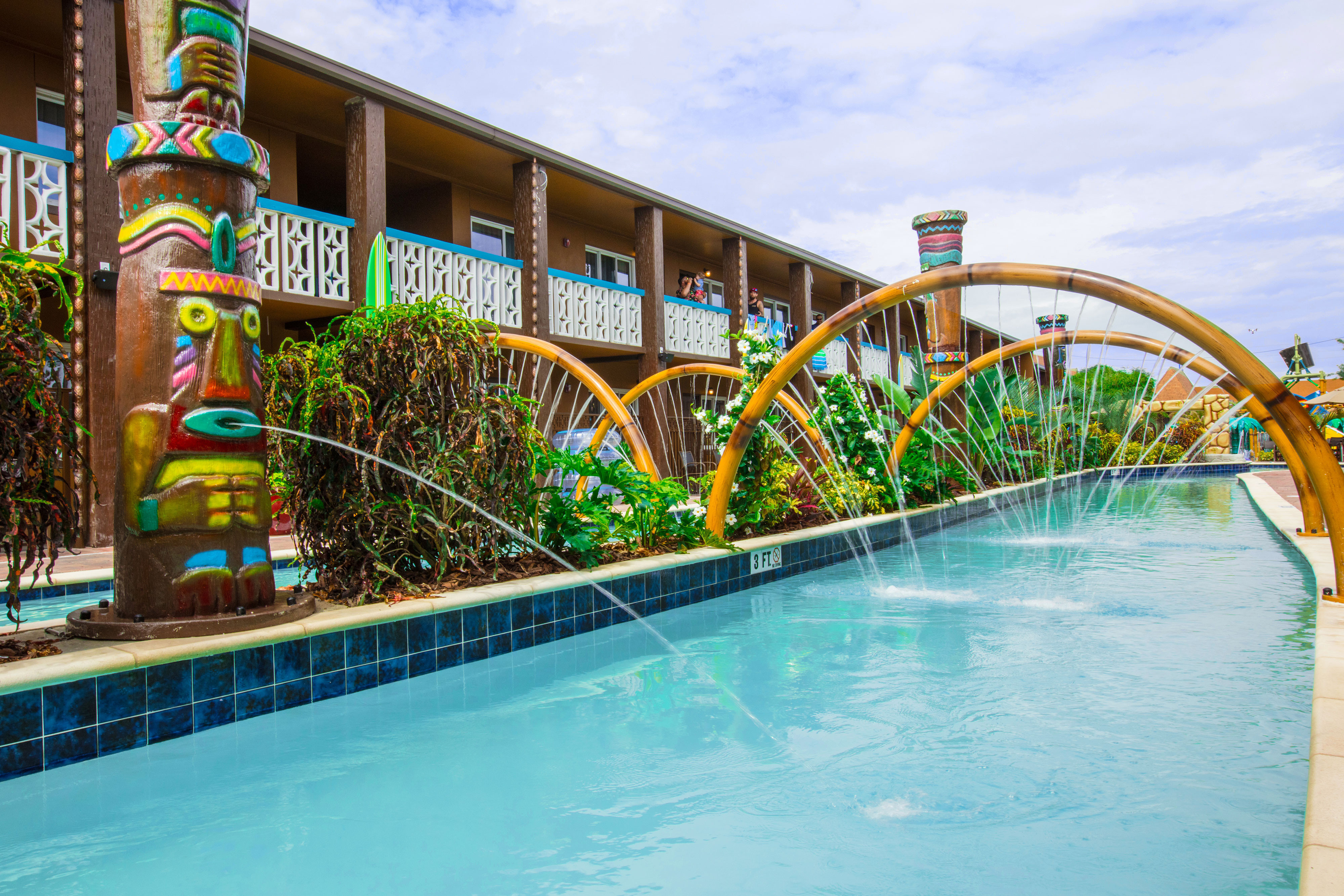 Looking for a Cocoa Beach water park hotel in Cocoa Beach, FL? Discover Westgate Cocoa Beach Resort and our brand new Cocoa Beach water park featuring a Splash Pad, Lazy River and Heated Pool for wet fun in the sun at our Cocoa Beach Water Park hotel