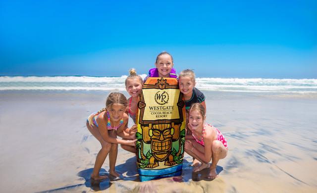 The Boardwalk Bar at Westgate Cocoa Beach Pier near our Cocoa Beach Hotel | Kids on Cocoa Beach