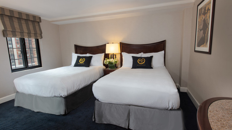Accommodation Option -   signature-two-double-beds