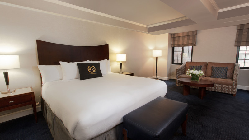 Accommodation Option -   signature-king-suite