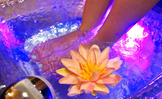 Spa Resorts in Tennessee   Pedicure Treatment