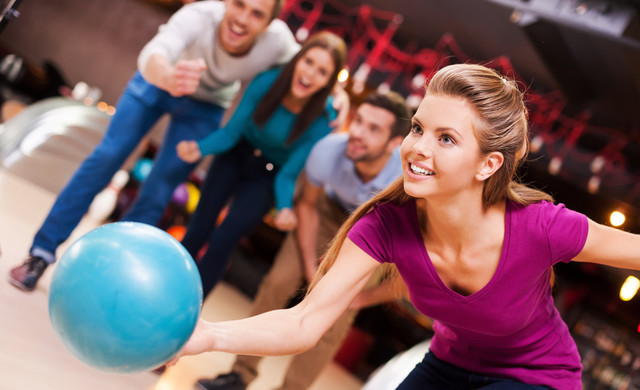 Activities at our Park City, Utah Hotel and Ski Resort located near Park City Mountain | Couples Bowling