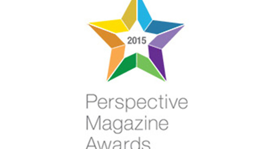 2015 Perspective Magazine Award
