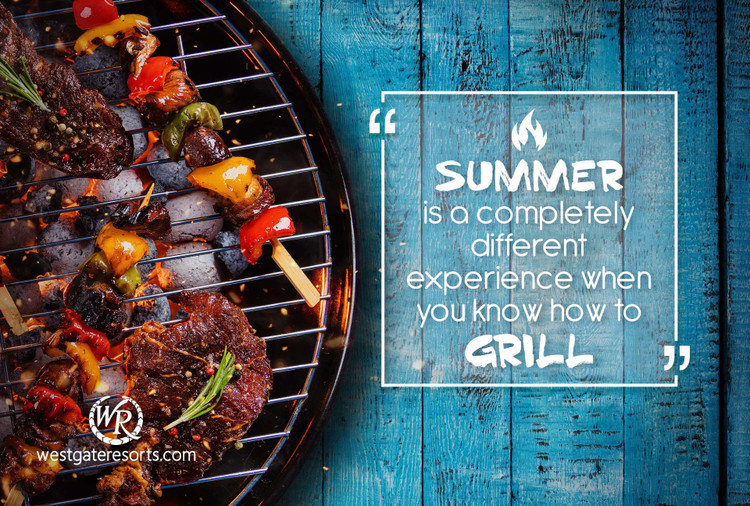 Summer is a Completely Different Experience When You Know How to Grill | Taylor Swift | Motivational Travel Quotes