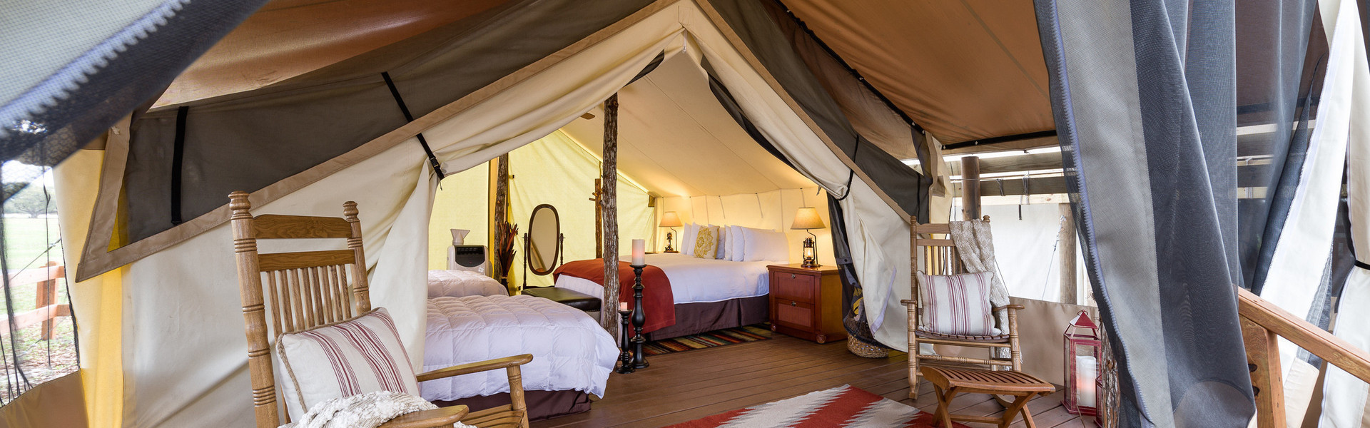 Luxury Glamping Florida | Westgate River Ranch Resort