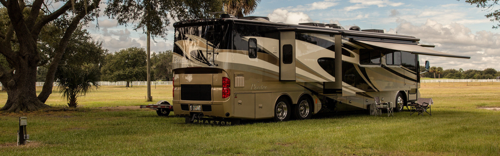 Florida RV Camping Resort near Orlando | RV Campground at Ranch