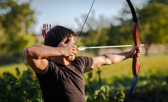 Airboat Rides near Orlando, FL | Archery Practice at Range
