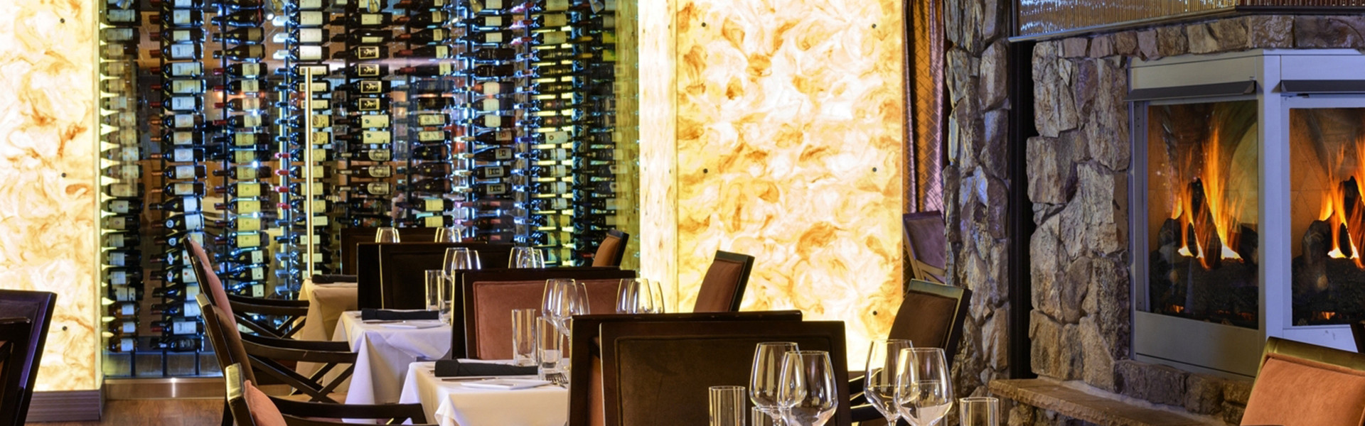 Inside the best steakhouse in Park City, UT | Menu For EDGE Steakhouse Park City | Westgate Park City Resort & Spa