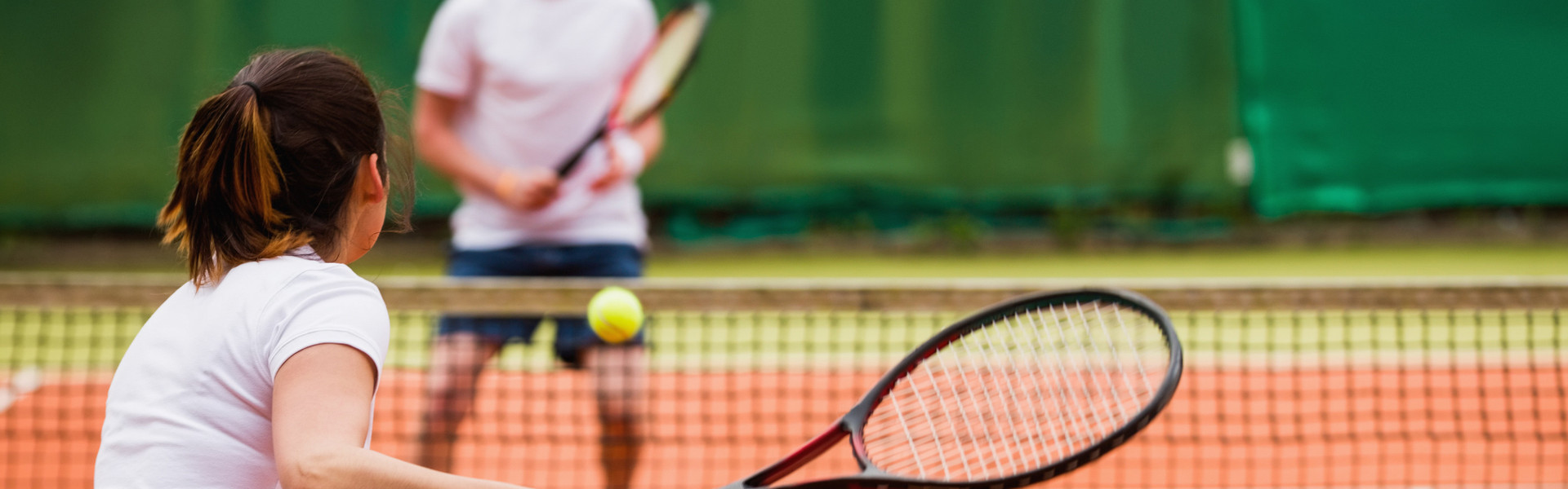 Pack a racquet (or rent one from us) and enjoy a tennis match at one of the two tennis courts at Westgate River Ranch Resort & Rodeo in Florida.