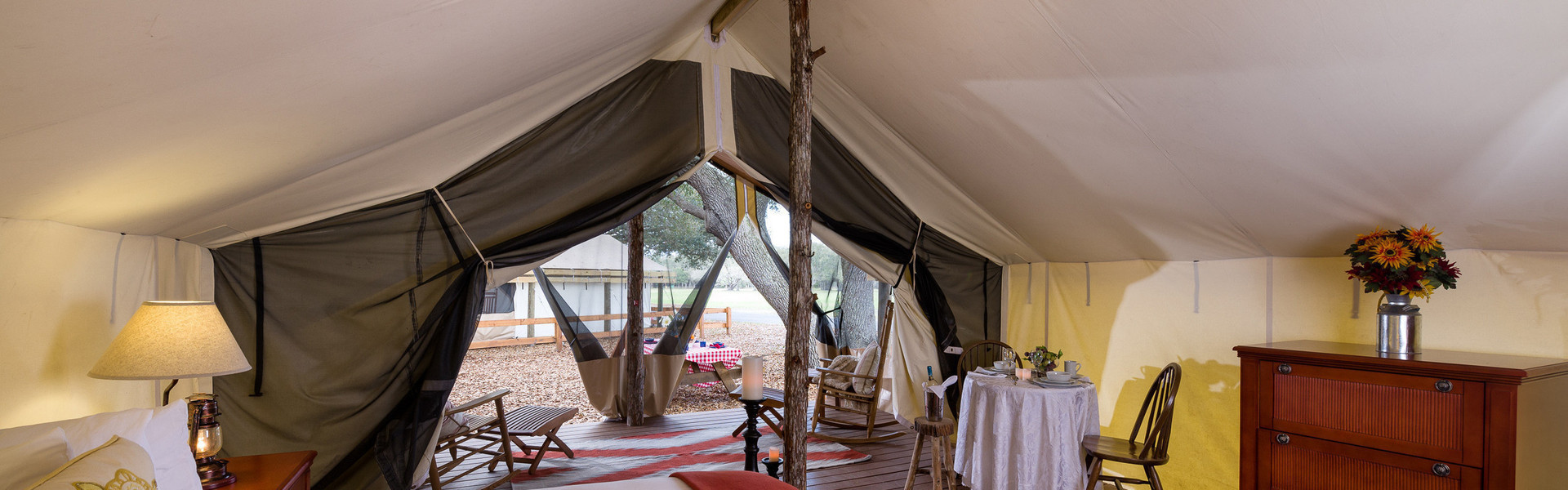 At Westgate River Ranch Resort & Rodeo in River Ranch, Florida, we feature a variety of cowboy-themed accommodations to suit your family's needs, including luxe teepees and Glamping.