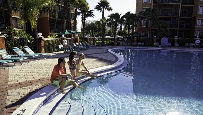 Pool Photo of our Orlando Florida Resort | Pictures of Westgate Lakes Resort & Spa