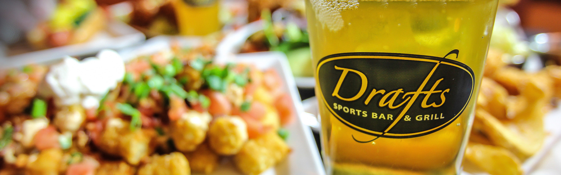 Food from Menu For Drafts Sports Bar & Grill | Westgate Lakes Resort & Spa