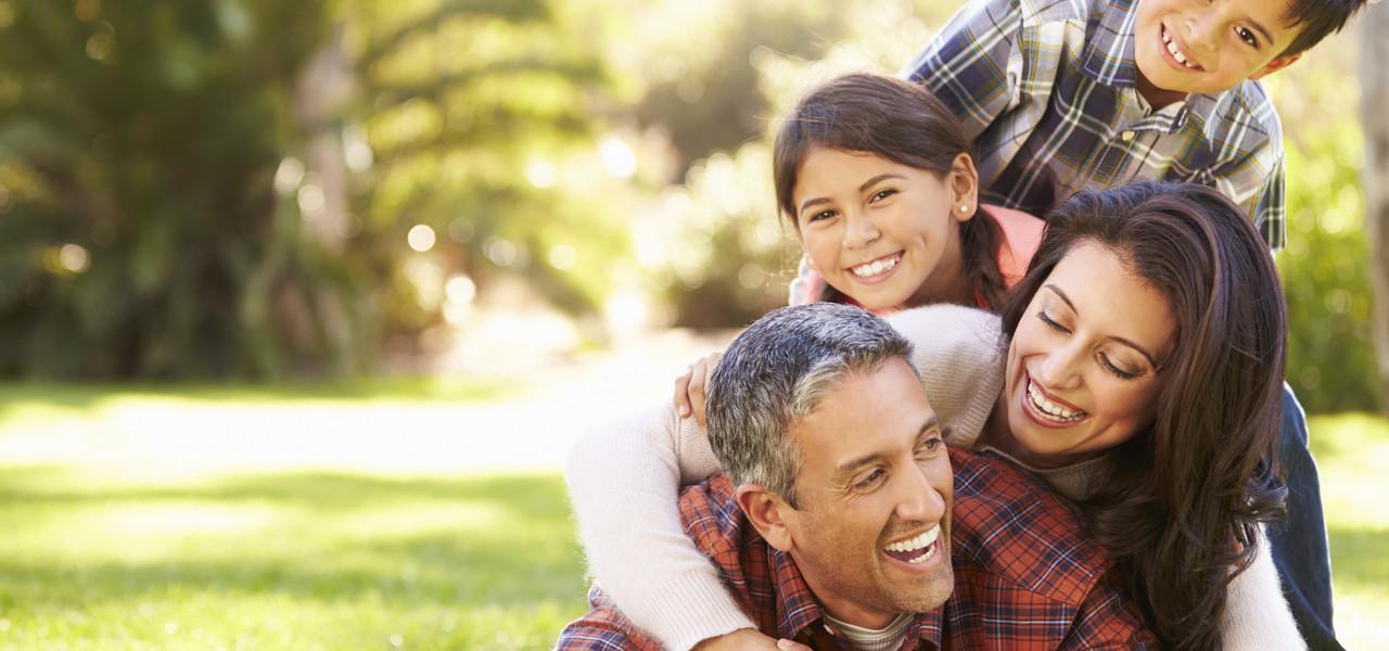 Family enjoying our hotel in Orlando, FL   Orlando Florida Hotels   Resort Credit at Westgate Lakes Resort & Spa