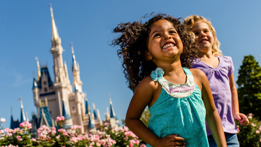 Kissimmee Hotel Overview | Kids at Magic Kingdom
