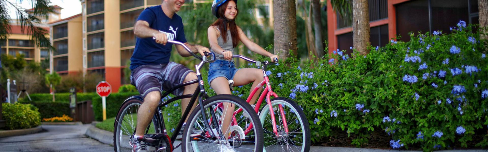 Hotel Bicycle Rental | Rent a Bike at Our Orlando Resort | Westgate Lakes Resort & Spa